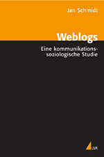 Weblog-Buch Cover
